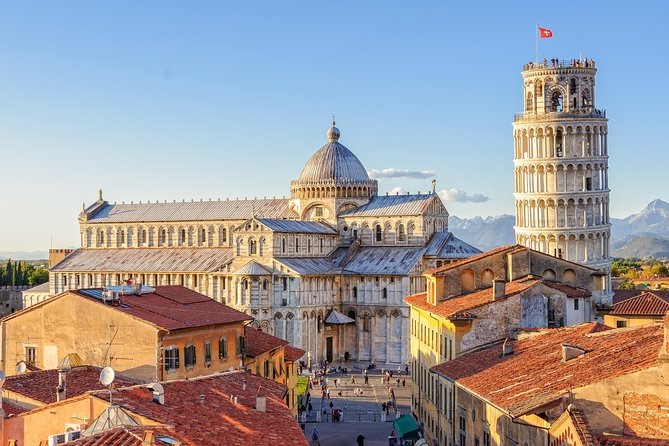 Day Trip from Verona to Pisa