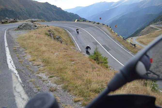 4-Day Motorcycle Adventure Ride through Transylvania from Cluj