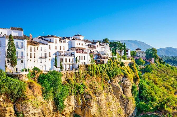 From Málaga and Costa del Sol: Visit to Ronda and Setenil de las Bodegas