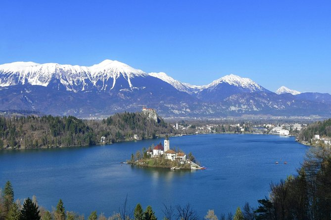 Bled Lake Day Trip From Ljubljana