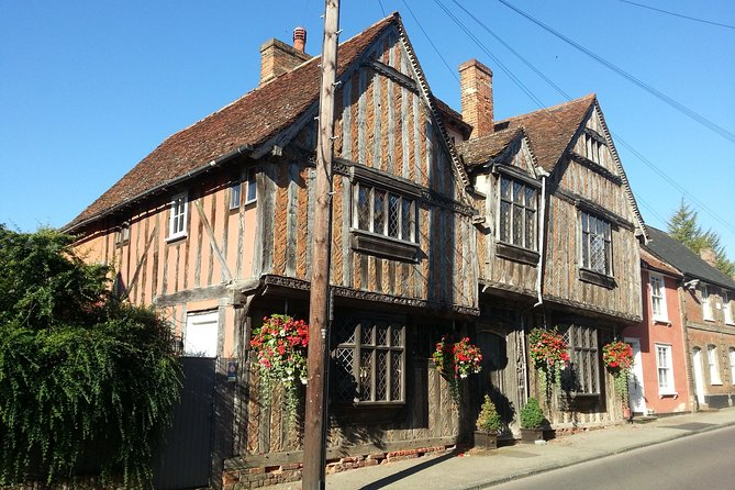 Lavenham: Discover the Tudor side of life on this medieval audio walking tour photo 1