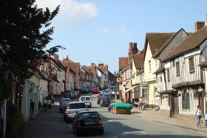 Lavenham: Discover the Tudor side of life on this medieval audio walking tour photo 3