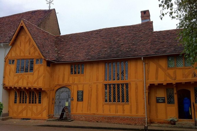 Lavenham: Discover the Tudor side of life on this medieval audio walking tour photo 2