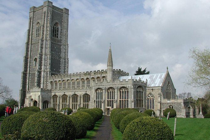 Lavenham: Discover the Tudor side of life on this medieval audio walking tour photo 4