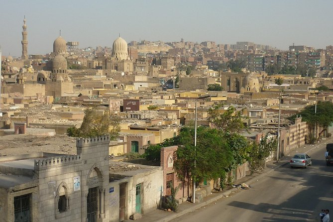6-Hour Private Tour to the Alabaster Mosque City of Dead & Alazhar Park in Cairo photo 3