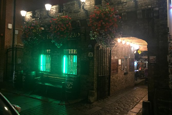 Haunted Dublin: City Exploration Game & Tour photo 1