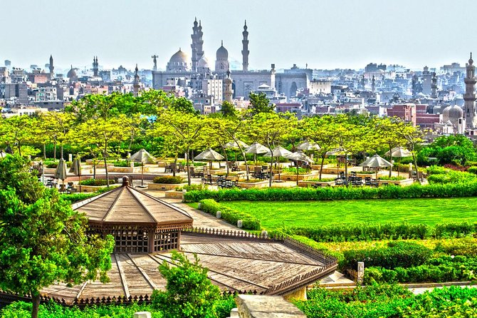 6-Hour Private Tour to the Alabaster Mosque City of Dead & Alazhar Park in Cairo photo 4