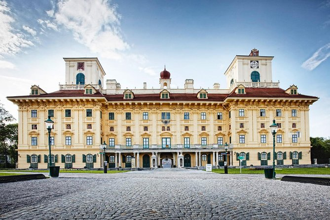Guided Tour through Esterhazy Palace