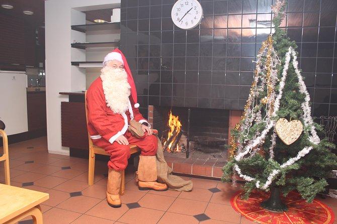 Santa Claus Afternoon Party