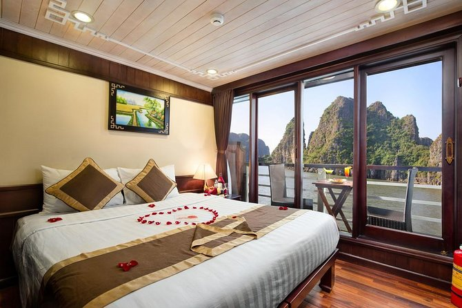 Apricot Premium 4 Star Cruise 2 Days 1 Night On Private Balcony Room