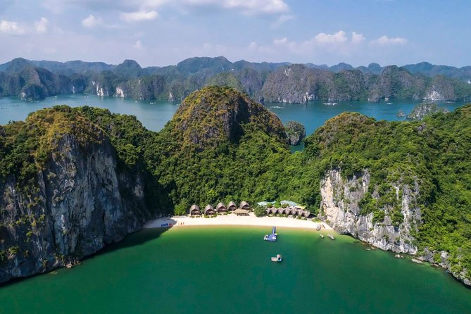 Halong Bay-cat Ba Island 3days 2nights(Apricot Premium Cruise And Cat Ong Resort