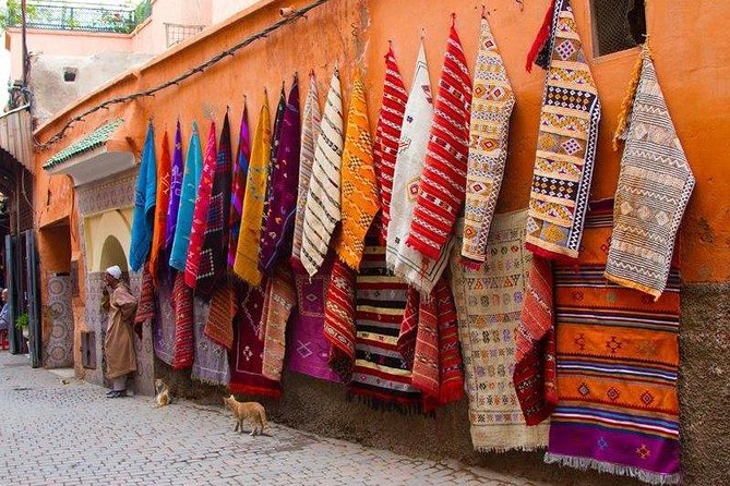 Morocco Desert Tour from Marrakech 5 days 4 night