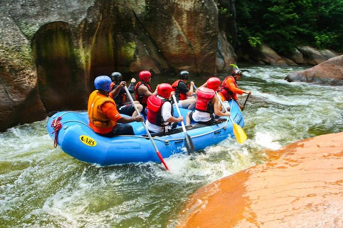 White Water Rafting + Caving Gua Tempurung Gopeng - 1 Day