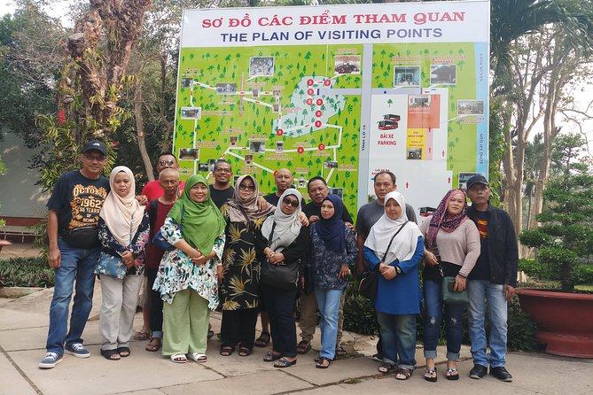 Best of Saigon and Mekong Muslim Tour 4 Days (Without Hotel)