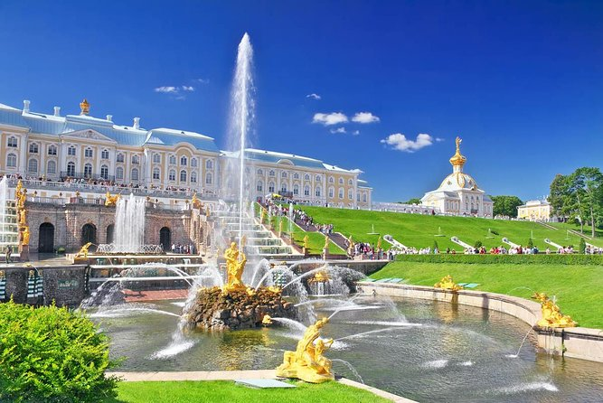 Private tour around St Petersburg and suburbs (two days). photo 7