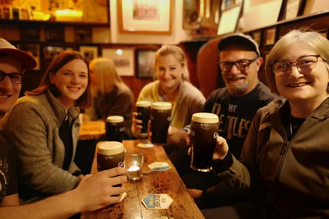 My Authentic Dublin: History, Music, Locals & Pubs - Private Day Tour Experience