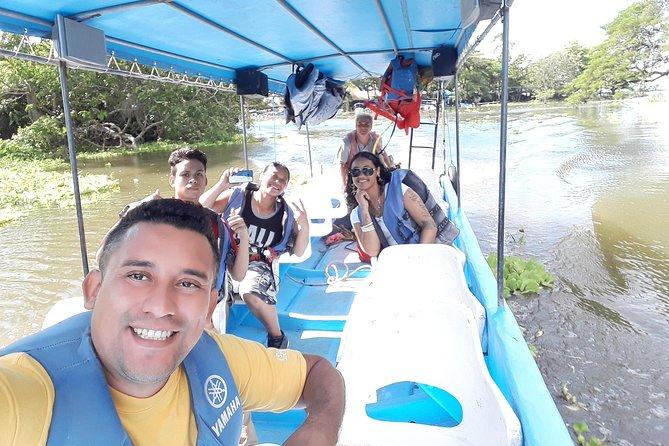 Full day tour: Granada City + Boat ride+Handicraft Market+Lava Tour
