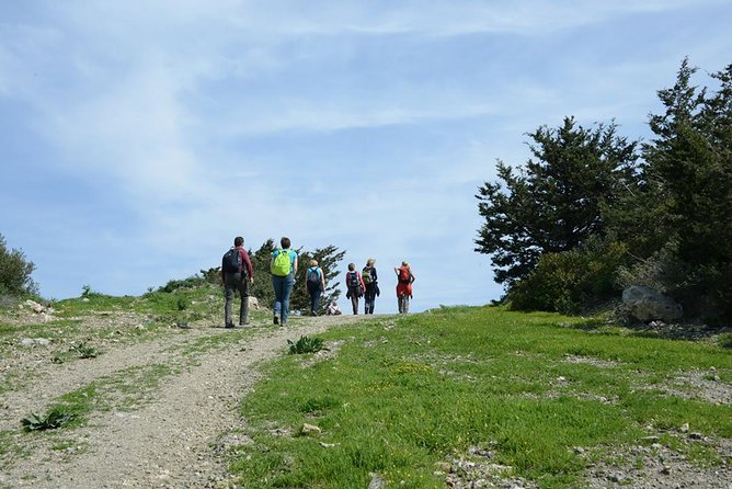 Self Guided Hiking Tour