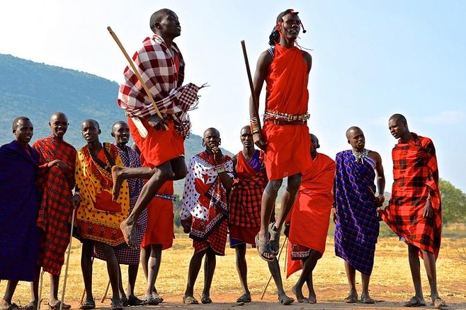 Spare Day In Nairobi? - One Day Tour - Visit A Traditional Masai Village
