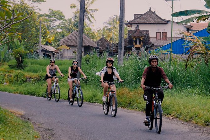 Bali Rural Village Bike