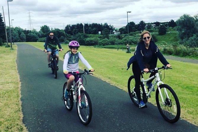 Award-winning family friendly cycle tour to Edinburgh's coast