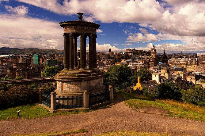 Edinburgh: 3-Hours Walking Tour - English Tour Guide
