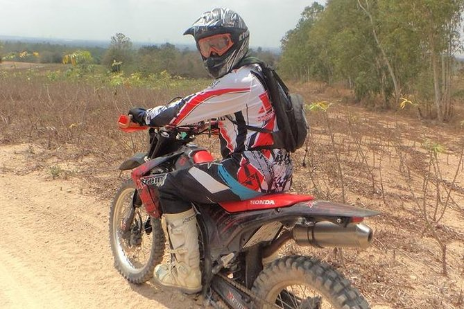 Pattaya Full Day Dirt Bike Tour