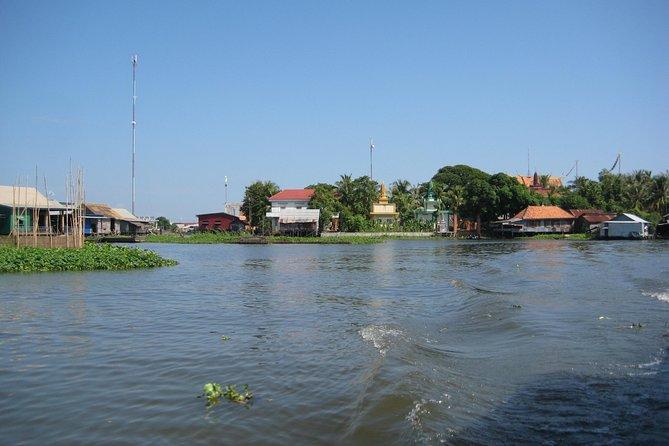 Kompong Kleang floating village
