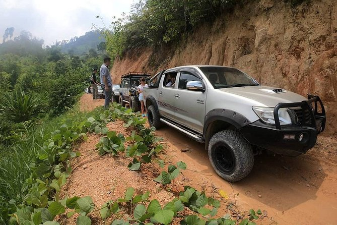 4WD Adventure Tour Rainforest Off-Road ( Janda Baik / Hulu Langat ) - 1 Day