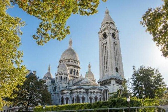 Montmartre Guided Tour with Sacré Cœur Church and City views