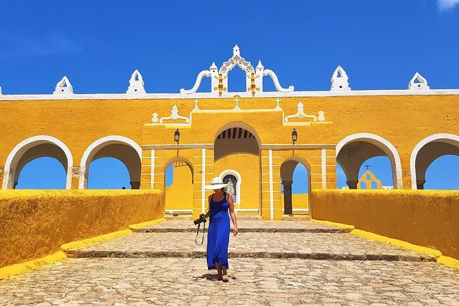 Izamal's Magical Town