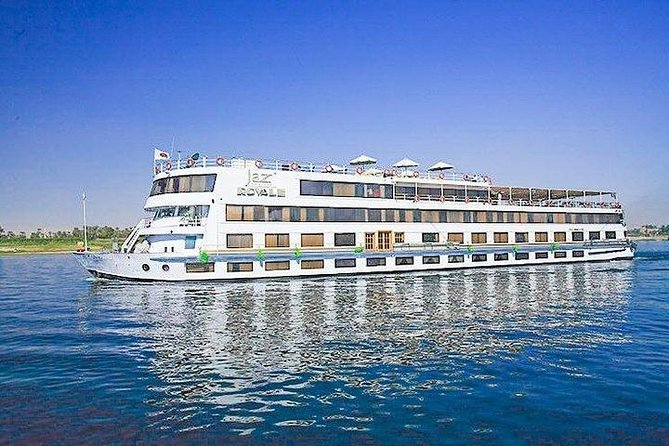 Luxury Aswan to Luxor Nile cruise 4 days