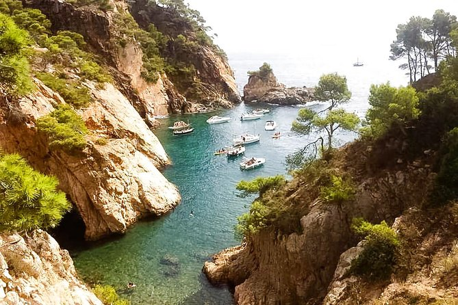 Hiking on the Costa Brava and Tossa de Mar Medieval photo 5