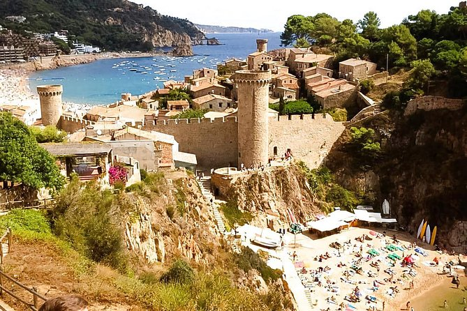 Hiking on the Costa Brava and Tossa de Mar Medieval photo 3