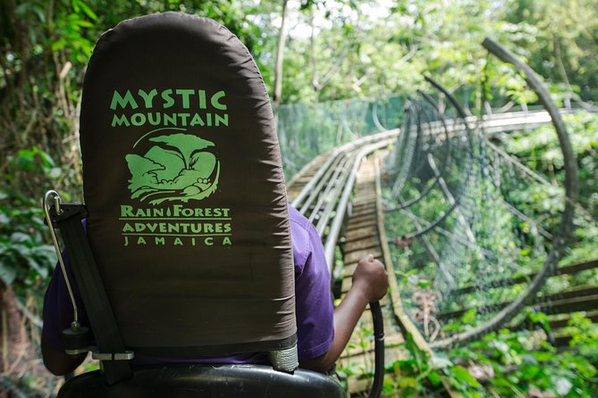 Mystic Mountain Bobsled Experience