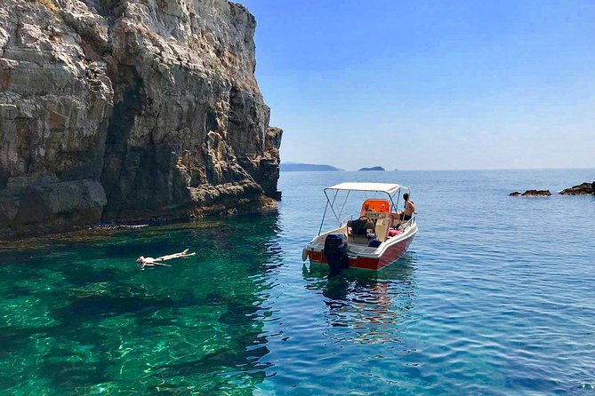 Full-Day Private Boat Tour of Elafiti Island from Dubrovnik