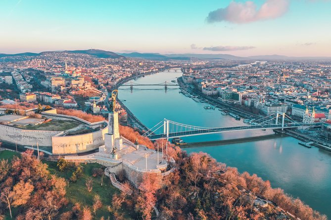 Private Scenic Transfer from Vienna to Budapest with 4h of Sightseeing photo 4