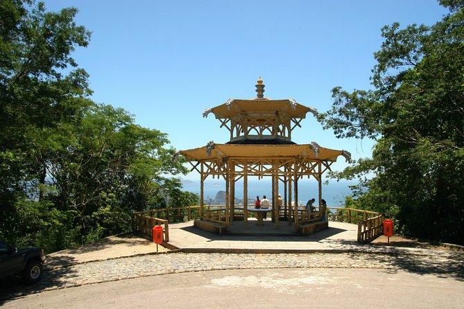 Full Day Tour in Rio: Pepino Beach, Tijuca Forest, Corcovado and Santa Teresa