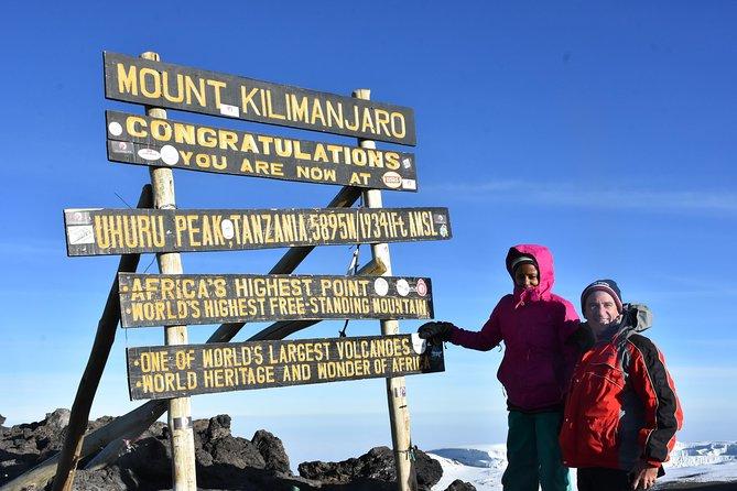 Climbing Mount Kilimanjaro(lemosho Route)