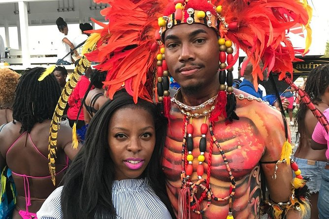 Kadooment is one of the best parties in the world. Available in August.
