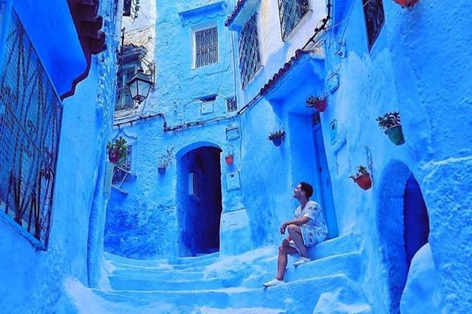 Private One day trip from Fes to Chefchaouen