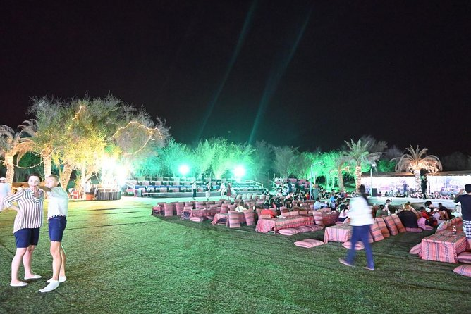 Desert Safari Dubai with BBQ Dinner 4 Live Shows photo 7
