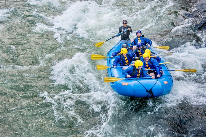 Peru Multi-Sport: Rafting, Hiking, Biking, Zip-line