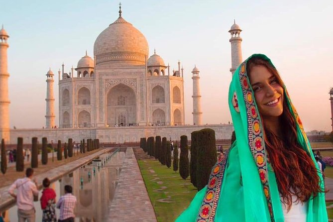 Taj Mahal And Agra Fort Private Sunrise To Sunset Same Day Tour From Delhi