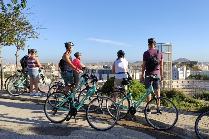 Cartagena Romana bike tour