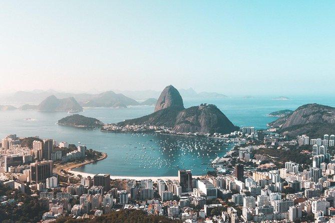 Rio de Janeiro: Corcovado With Lunch