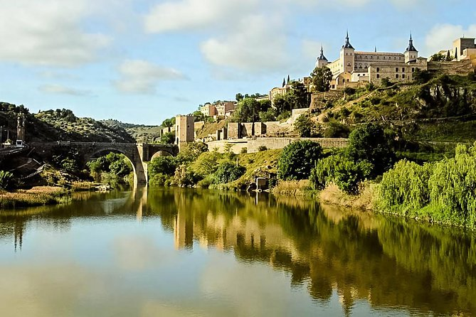 Toledo, Wines and Tapas from Madrid