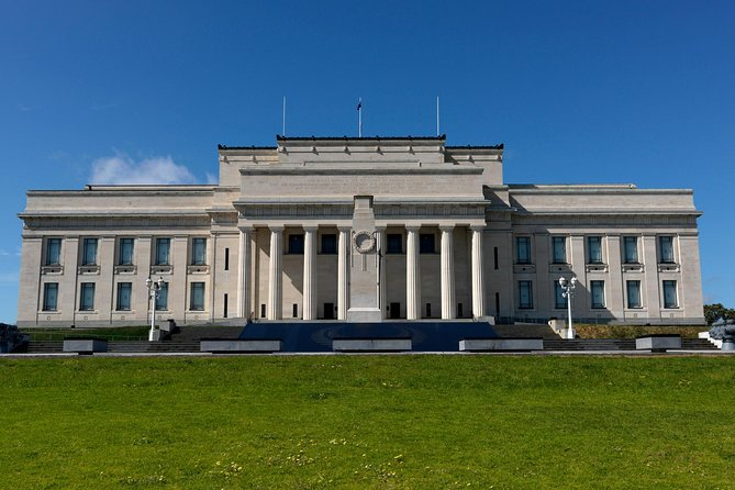 Skip the Line: Auckland Museum General Admission Entry Ticket