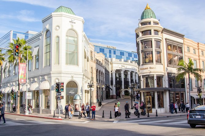 Full-Day Iconic Sights of LA, Hollywood, Beverly Hills, Beaches and More