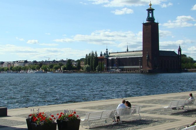 Stockholm Old Town and The Viking Museum, a small group tour